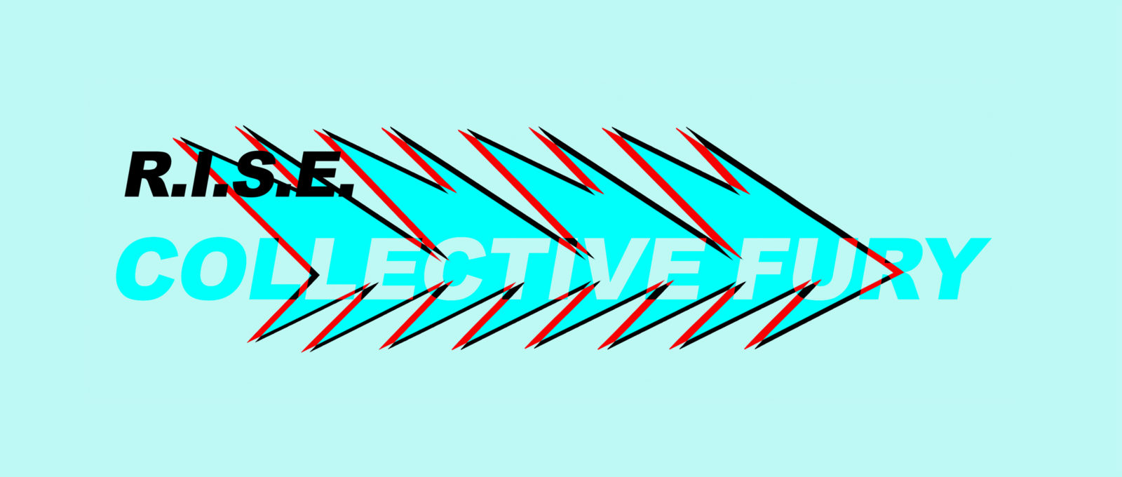 RISE COLLECTIVE FURY logo